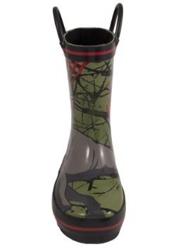 Jurassic Wold Child Rain Boots alt 2