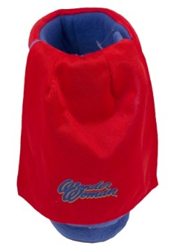 Wonder Woman Caped Child Boot Slippers