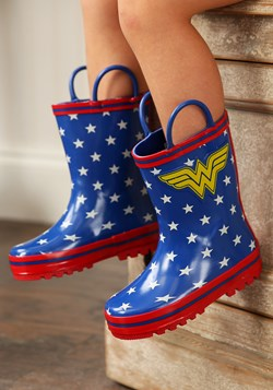 Wonder Woman Child Rain Boots
