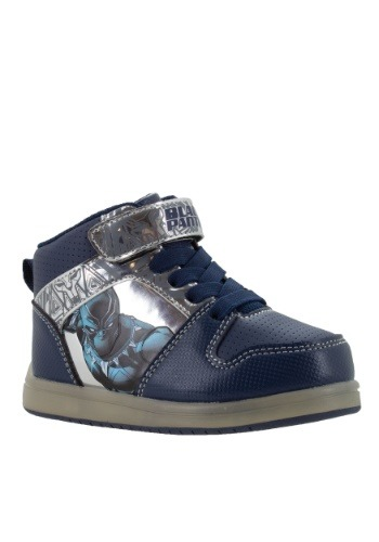 Black Panther Child Light Up Sneakers