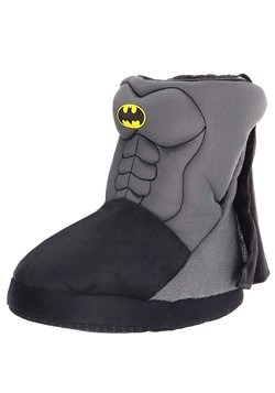 Batman Kids Caped Slippers