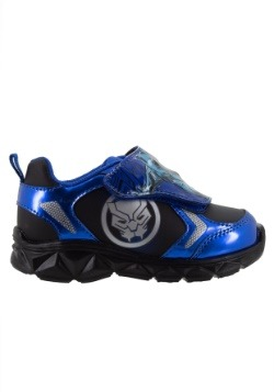 Black Panther Blue Child Sneakers