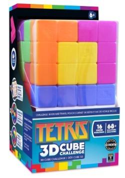 MasterPieces TETRIS 3D Cube Challenge Puzzle