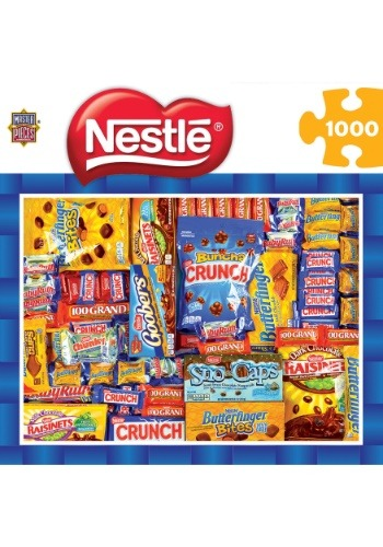 MasterPieces Nestle Candy 1000 Piece Puzzle