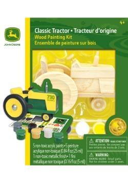 MasterPieces John Deere Classic Tractor Wood Paint