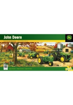 MasterPieces John Deere Legacy 1000 Piece Panoramic