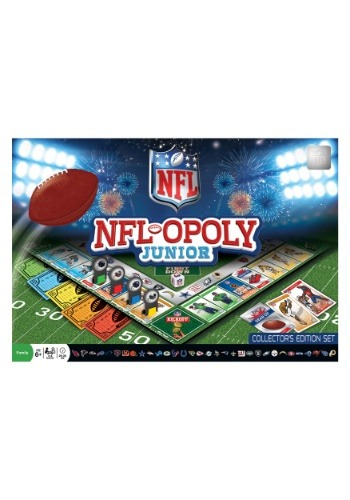 MasterPieces NFL-Opoly Jr Board Game