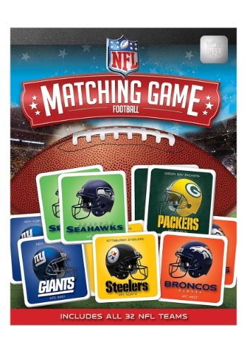 MasterPieces NFL Matching Card Game