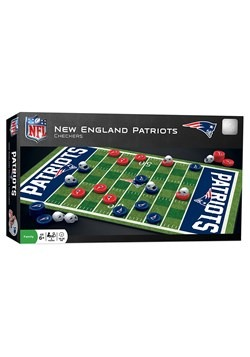 MasterPieces NFL New England Patriots Checkers