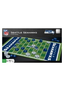 MasterPieces NFL Seattle Seahawks Checkers