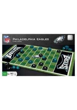MasterPieces NFL Philadelphia Eagles Checkers