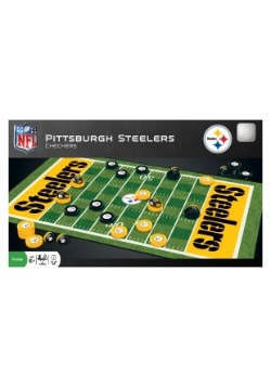 MasterPieces NFL Pittsburgh Steelers Checkers