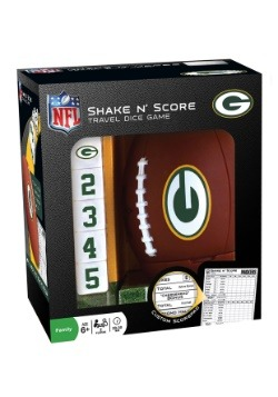 MasterPieces NFL Green Bay Packers Shake N' Score