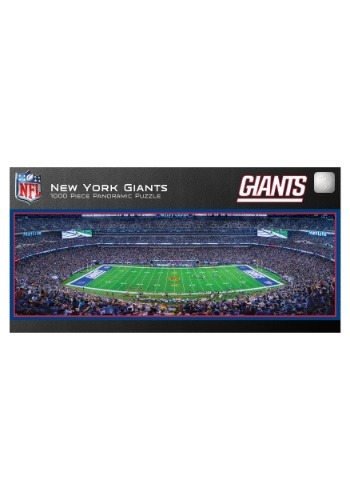 NFL New York Giants 1000 Piece Stadium Puzzle