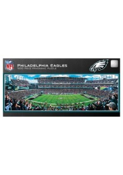 NFL Philadelphia Eagles 1000 Piece Stadium Puzzle