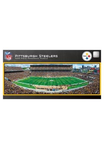 NFL Pittsburgh Steelers 1000 Piece Stadium Puzzle
