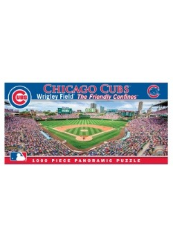 MLB Chicago Cubs 1000 Piece Stadium Puzzle