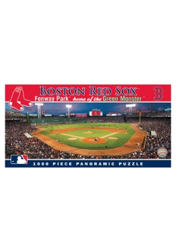 MLB Boston Red Sox 1000 Piece Stadium Puzzle