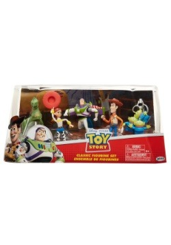 Toy Story Classic Figure 5 Pack Alt2