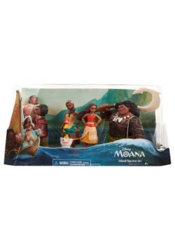Moana Figure Set