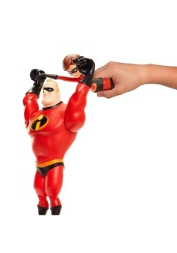 "12"" Feature Mr. Incredible and Elastigirl Action Figures2"