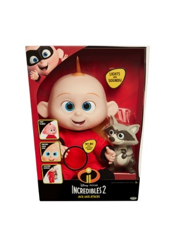 Incredibles 2 Jack Jack Doll