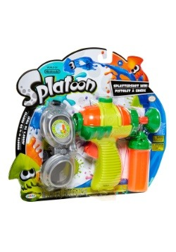 Splatoon Splattershot Quick Shot Blaster