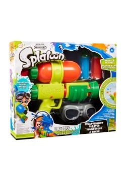 Splatoon Splattershot Ink Blaster