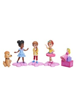 Fancy Nancy Figurine Set
