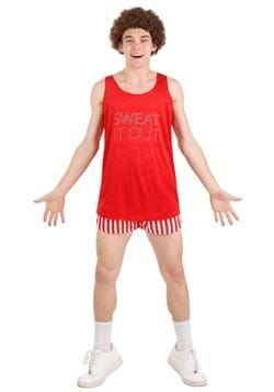 Workout Video Star Men's Costume