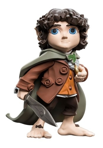 Lord of the Rings Frodo Baggins Weta Mini Epics Vinyl Figure