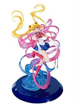 Sailor Moon Moon Crystal Power Bandai Figuarts Zero Chouette