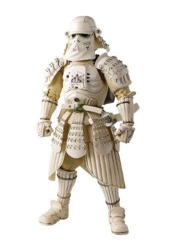 Star Wars Snow Trooper Kanreichi Ashigaru Meisho Movie Reali