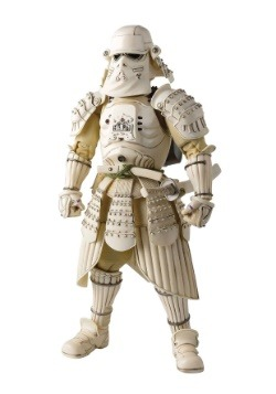 Star Wars Snow Trooper Kanreichi Ashigaru Meisho Movie Reali