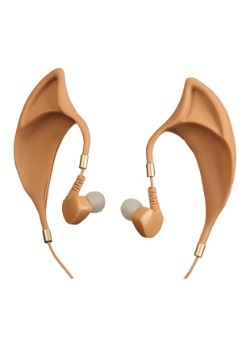 ANOVOS Star Trek Vulcan Earbuds with Inline Remote and Mic
