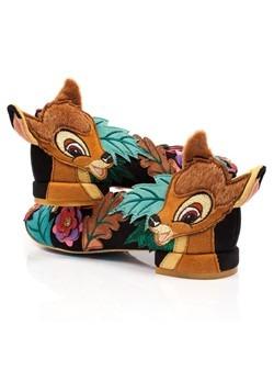 Irregular Choice Women's Disney Bambi Flats Alt1