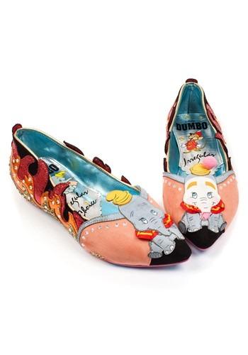 Irregular Choice Disney Dumbo Women's Flats