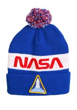NASA Beanie For Adults