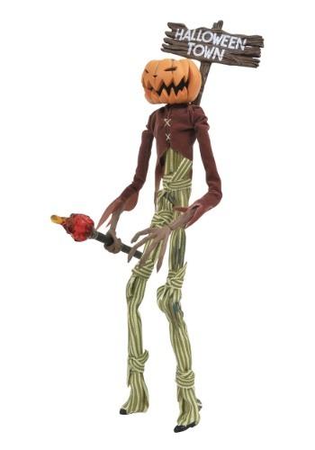 Nightmare Before Christmas Silver Anniv Pumpkin King Jack