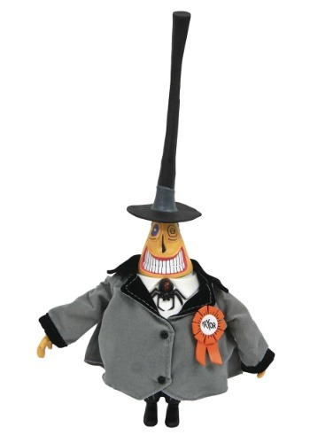 Nightmare Before Christmas Silver Anniversary Mayor Figure