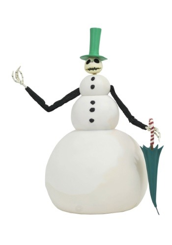 Nightmare Before Christmas Snowman Deluxe Doll