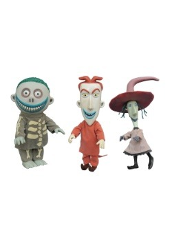 Nightmare Before Christmas Lock, Shock, and Barrel Doll