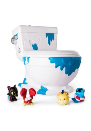 Flush Force Collect-a-Bowl