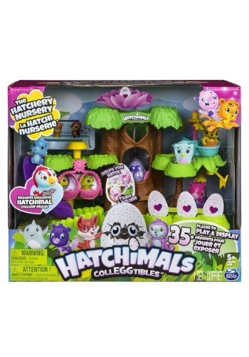 Hatchimals Hathery Nursery Playset