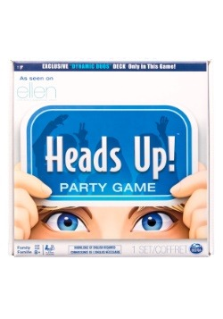 Ellen's Heads Up! Party Game