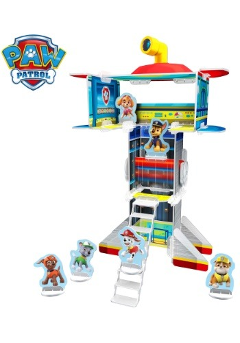 Paw Patrol Build A Story Look Out Tower