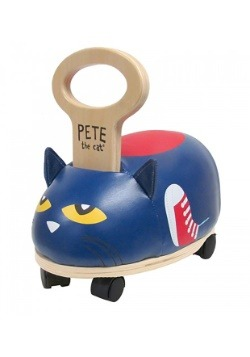 Pete the Cat Ride'n' Roll
