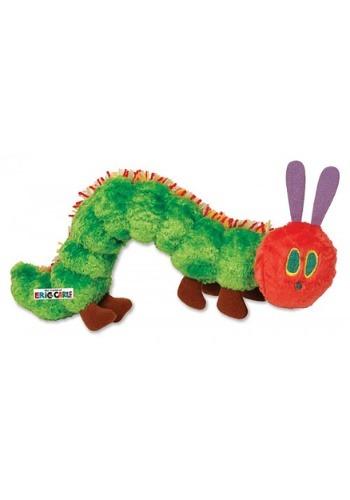 The Very Hungry Caterpillar Bean Bag Plush