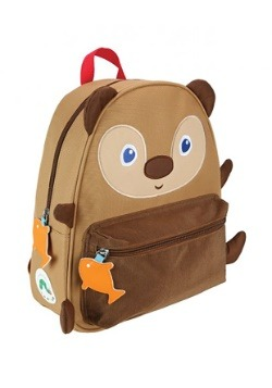 The World of Eric Carle Brown Bear Backpack