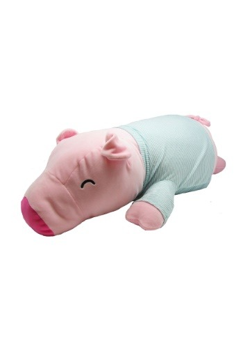 Cuddle Pals Pig Sleepy Cuddles Plush